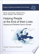 Helping People at the End of Their Lives