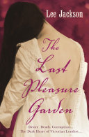 download ebook the last pleasure garden pdf epub