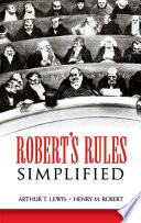 Robert s Rules Simplified