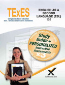 Texes English as a Second Language  ESL  154