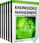 Knowledge Management : management, including conceptual, methodological, technical, and managerial issues....