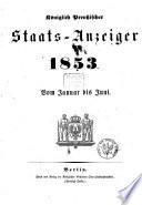 Königlich Preußischer Staats-Anzeiger