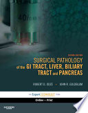 Surgical Pathology Of The Gi Tract Liver Biliary Tract And Pancreas
