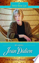 Reading Joan Didion book