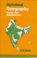 Agricultural Geography  Issues and Applications