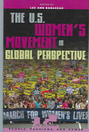 US women s movement in global perspective