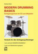 Modern drumming basics