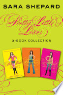 Pretty Little Liars 3 Book Collection
