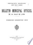 Bulletin municipal   Lyon