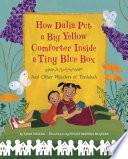 How Dalia Put A Big Yellow Comforter Inside A Tiny Blue Box