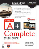 Comptia A Complete Deluxe Study Guide