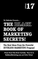 The Black Book Of Marketing Secrets