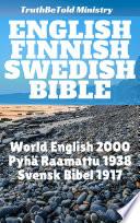 English Finnish Swedish Bible Raamattu 1938 And Svensk Bibel 1917