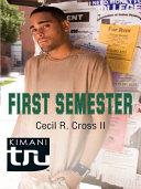 download ebook first semester pdf epub