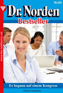 Dr. Norden Bestseller 205 - Arztroman