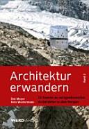 Architektur erwandern 02