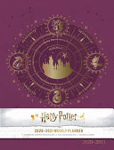 Book Harry Potter 2020 2021 Weekly Planner