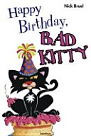Happy Birthday  Bad Kitty