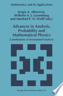 Advances in Analysis  Probability and Mathematical Physics