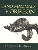 Land Mammals of Oregon
