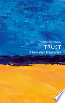 Trust  A Very Short Introduction
