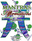 Mantras and Affirmations Coloring Book for Pisceans