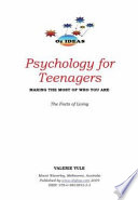 Psychology for Teenagers
