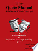 The Quote Manual