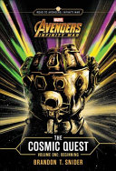 MARVEL's Avengers: Infinity War: The Cosmic Quest Vol. 1 : warlord who plans to collect all...
