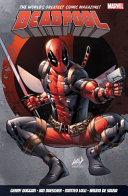 Deadpool: World's Greatest : a mouth. but as the web of...