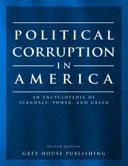 Political Corruption In America