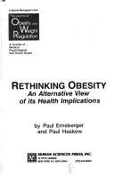 Rethinking Obesity