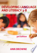 Developing Language and Literacy 3 8
