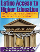 Latino Access to Higher Education