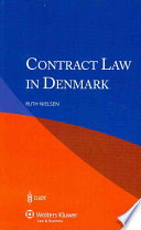 Contract Law in Denmark