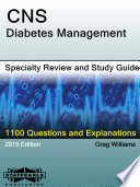 CNS-Diabetes Management Specialty Review and Study Guide