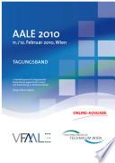 AALE 2010 Tagungsband