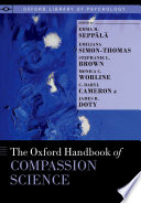The Oxford Handbook of Compassion Science