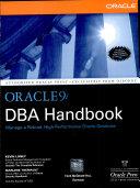 Oracle 9I: Dba Handbook