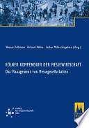 Kölner Kompendium der Messewirtschaft