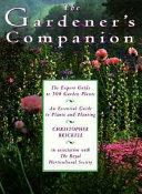 The Gardener s Companion