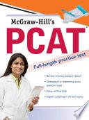 McGraw Hill s PCAT