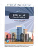 Financial Accounting  Student Value Edition