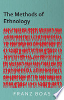 The Methods of Ethnology