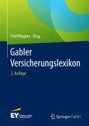 Gabler Versicherungslexikon