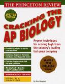 Cracking the Ap Biology  1997 98