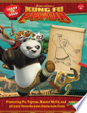 Learn to Draw DreamWorks Animation s Kung Fu Panda