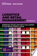 Logistics and Retail Management