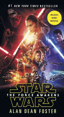 The Force Awakens : action-packed adventure rockets us back into the world...