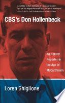 CBS s Don Hollenbeck